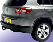 VW towbar fitted